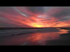 ▶ Amazing Sunset - Long Beach, Long Island, New York (Andres Navarro) - YouTube