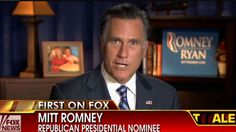 mitt romney today | Mitt Romney on Fox News screenshot