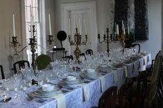 formal dinner parties
