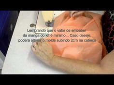 Aula 3 - Montagem de uma Camisete com GOLA ESPORTE - YouTube