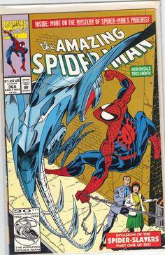 The Amazing Spider-Man #368
