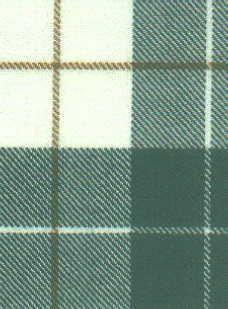 Swatch of Dress Green Wallace #wallace #green #tartan