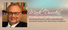 Mark Dworkin LCSW: inspiring hope in patients & students for over 35 years. Learn more about how you can live the life you deserve, a happy one.