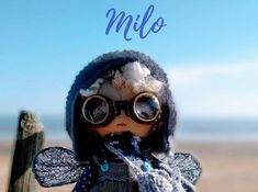 Milo a one of a kind little steampunk sand doodle dune bug Dee Day, Pixie Ears, Leather Braces, Felt Boots, Bug Art, Little Doodles, The Dunes, Creative Gifts, Puppets