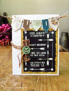 Sweet Stamp Shop - Guest Designer Penny Ward