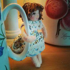 Pippa doll - prototype for Imogen