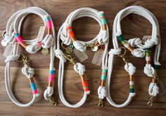 Dog Leash and Hlsbnder of Ropes www.- Laisse pour chien et Hlsbnder de Cordages www.de Dog Leash and Hlsbnder of Ropes www. Dog Collars & Leashes, Dog Leash, Collar And Leash, Diy Stuffed Animals, Dog Accessories, Pet Shop, Dog Love, Best Dogs, Cute Dogs