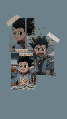 Gon Freecss wallpaper                 - Hunter x hunter wallpaper
