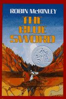 The Blue Sword - Robin McKinley (Greenwillow Books - 1982)