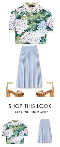 """""""4"""" by color-dli on Polyvore featuring мода, Dolce&Gabbana, Lacoste и Tory Burch"""