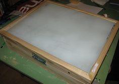 Le blog de Chane: Tutorial : Créer sa table lumineuse (pour les nuls )   Pour celui des petits hé hé !! :-)