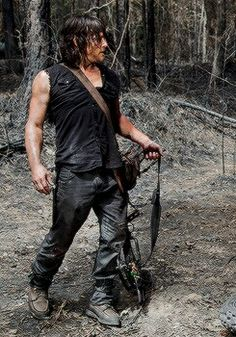 "The Walking Dead Season 6 Episode 6 ""Always Accountable"" Daryl Dixon"