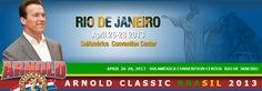 Info and details:Website: ARNOLD CLASSIC BRASILDate & Place: April 26-28,  Rio de Janeiro Prize money:1st - $5,0002nd- $3,0003rd- $2,000Competitors:Baitollah Abbaspour Moe Bannout Brandon Curry Toney Freeman Marcus Haley Edward Nunn Michael Kefalianos Cedric McMillan Fernando Norunha Robert Piotrkowicz Ronny Rockel Fred Smalls Hidetada Yamagishi