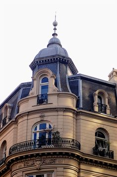 Cúpulas de Buenos Aires | I love this city! Neoclassical Architecture, Vintage Architecture, Classic Architecture, Historical Architecture, Architecture Details, Architecture Art, City Scene, South America Travel, Most Beautiful Cities