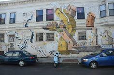 18th & Lexington Street (Mission) - #SanFrancisco #Californie