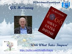 Day 9 #ChristmasCountdown #Indie #Author @GlynnHolloway @UKIndieLitFest1