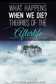 The question of what happens to us when our bodies die is central to many belief's and philosophy's. Many religions differ in their explanations and there. Theory Of Life, Signs From Heaven, Law Of Karma, What Happened To Us, Fear Of The Unknown, Levels Of Consciousness, Life After Death, World Religions, Scary Stories