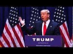 Donald Trump Presidential Announcement Full Speech 2015