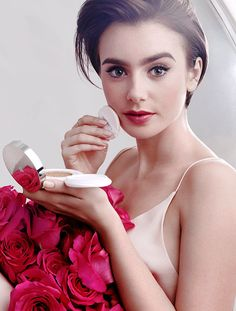 Image about girl in Lily Collins by bieber, collins & barrueco Phill Collins, Pictures Of Lily, Most Beautiful, Beautiful Women, Beautiful Hijab, Wedding Beauty, Wedding Makeup, Beautiful Actresses, American Actress