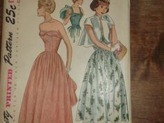 Simplicity Pattern Misses' OnePiece Sun Dress by TheRusticJunktion, $10.00
