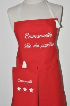 1000 images about tablier on pinterest cuisine cup - Tablier cuisine petite fille ...