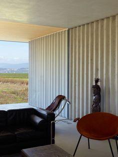 Aeby Aumann Emery architectes  · Rural et maison d'habitation