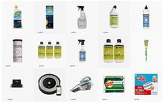 My favorite cleaning supplies and products from Amazon! Homemade Carpet Cleaning Solution, Diy Home Cleaning, Household Cleaning Tips, House Cleaning Tips, Natural Cleaning Products, Cleaning Hacks, Cleaning Supplies, Cleaning Grease, Kitchen Cleaning