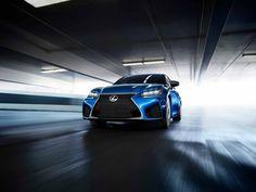 Best  Lexus GS F 2016