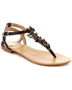 Exe by Tsakiris Mallas Lorena 317 Leather Sandal is on Rue. Shop it now.