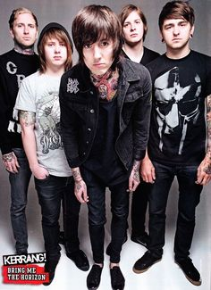Bring Me The Horizon | Oliver sykes - bring me the horizon |Bring me The Horizon - Dropdead