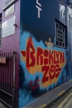 Street Art - Dublin - #StreetPhotography