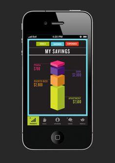 http://www.behance.net/gallery/Vice-iPhone-App/4745045