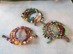 Carnelian, Beaded Bracelets, Jewelry, Design, Fashion, Moda, Jewlery, Jewerly, Fashion Styles