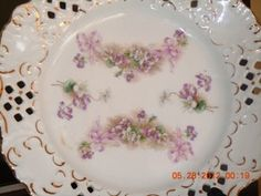 Antique china dishes