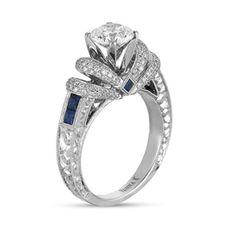 Karats Jewelers: Vanna K 18RGL00188SDCZ