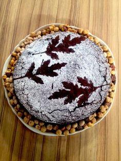 Κέικ Σοκολάτα Με Ολόκληρα Φουντούκια! | Sokolatomania.gr
