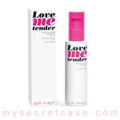 Love Me Tender Vanille è un olio da massaggio di Love to Love