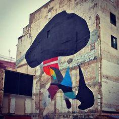 108 - Italian Street Artist - Saragozza (E) - 09/2015 - |\*/| #108 #streetart