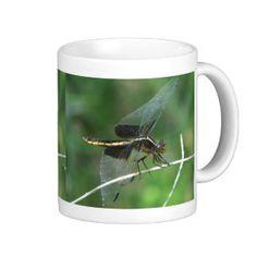 Dragonfly, Mug.