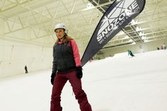 Eight-Hour Beginner Day Course in Skiing or Snowboarding