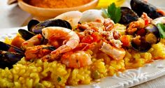 Simple Paella: If you want an easy-to-do simple paella recipe, just knock on us... This is the easier paella recipe you can find anywhere!