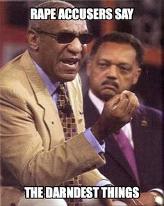 """""""And I don't give a fuck what Bill Cosby said/Cause the problem gon' exist when Bill Cosby's dead/And I don't think the revelation from the supreme beings/Residing or hiding out in Bill Cosby's head"""" -Jay Electronica Cosby Memes, George Kennedy, Spike Lee, Bill Cosby, Peace On Earth, Popular Culture, Sports And Politics, Black History, Mtv"""