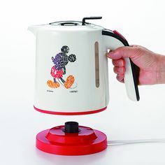 Disney electric kettle