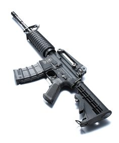 The Assault Rifle Survival Weapons, Weapons Guns, Guns And Ammo, Doomsday Survival, M4a1 Rifle, Assault Rifle, M4 Carbine, Guns Dont Kill People, Fire Powers
