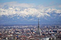 #Torino. 19 marzo 2013. Foto della Redazione Web della Città di Torino. #panorami