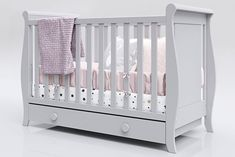 Cribs, Bed, Furniture, Home Decor, Cots, Bassinet, Stream Bed, Crib, Interior Design