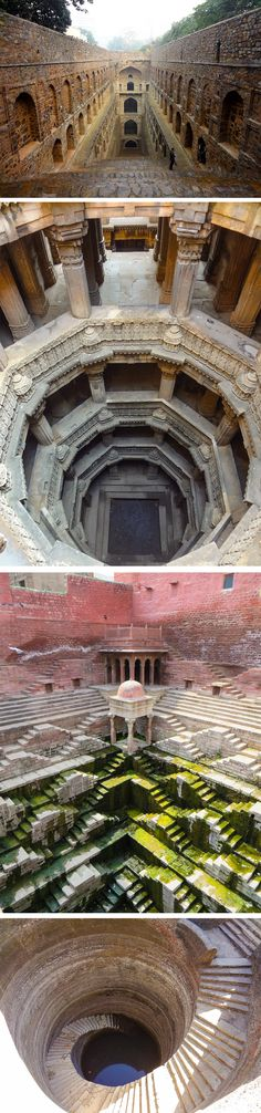Journalist Spends Four Years Traversing India to Document Crumbling Subterranean Stepwells Before they Disappear – 2019 - Architecture Decor
