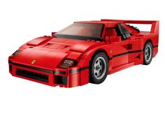 "LEGO su Twitter: ""Get up close to one of the world's greatest supercars... Build your very own @Ferrari F40! Available starting August. http://t.co/tSDrMjGvRb"""