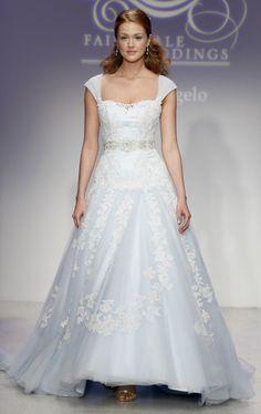 Alfred Angelo's newest Disney Fairy Tale Wedding dresses
