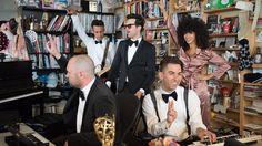 Tuxedo – NPR Tiny Desk Concert